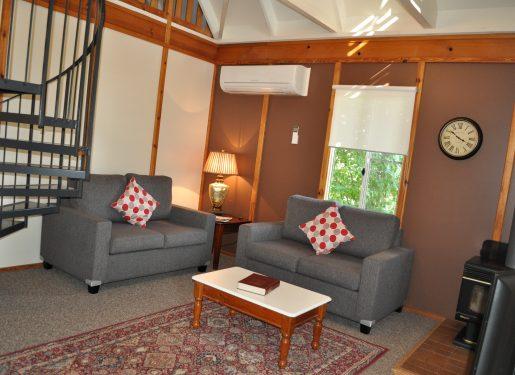 Chetwynd Villa 4 Open plan living