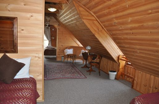 The Loft in the Stables